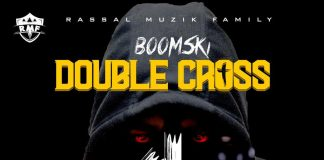 Boomski - Double Cross (Prod By Ivan Beatz) cover