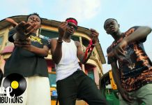 Kweku Darlington x Yaw Tog x Kweku Flick - Sika Aba Fie (Official Video)