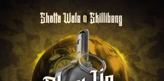 Shatta Wale – Blow Up (Feat. Skillibeng) (Prod by Gold Up)
