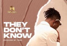 Kofi Jamar - They Don't Know (Prod. by Trino)
