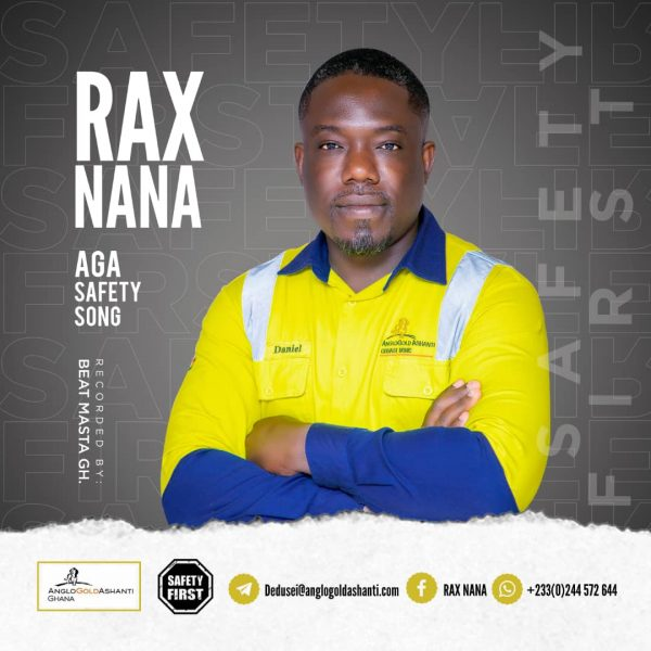 Rax Nana - Let's Work Safely