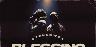 Stonebwoy - Blessing (Feat. Vic Mensa)