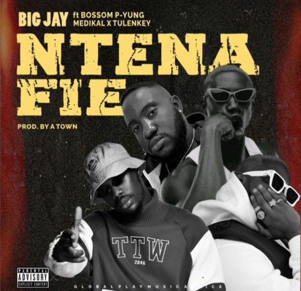 Big Jay - Ntena Fie artwork
