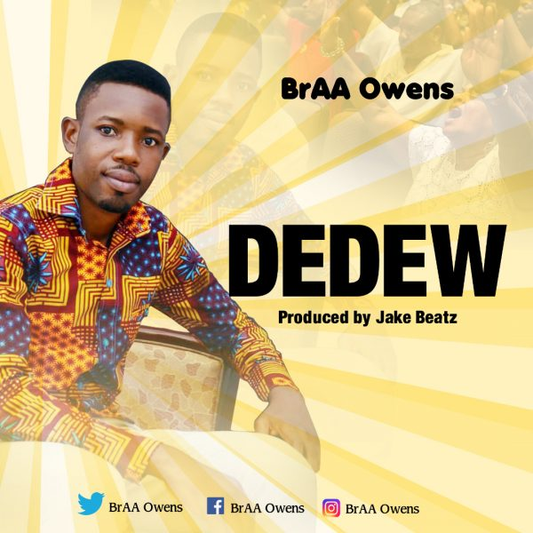 BrAA Owens - Dedew (Prod. by Jake Beatz)