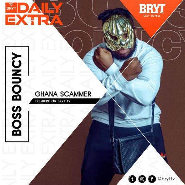 Ghana Scammer