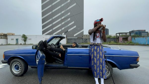 Pappy Kojo – Green Means Go (Remix) (Feat. RJZ & Phyno) (Official Video)