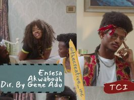 Akwaboah - Ensesa (Official Video)