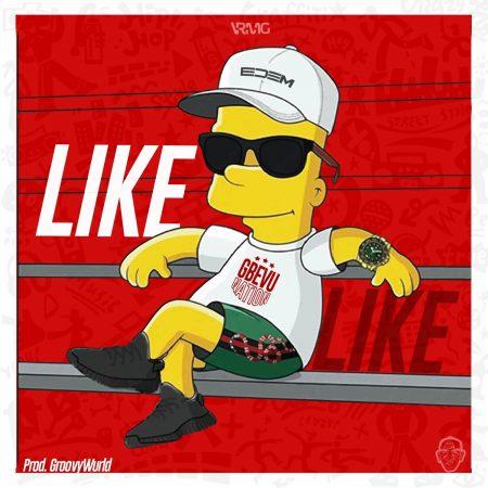 Edem - Like (Prod. by GroovyWurld)