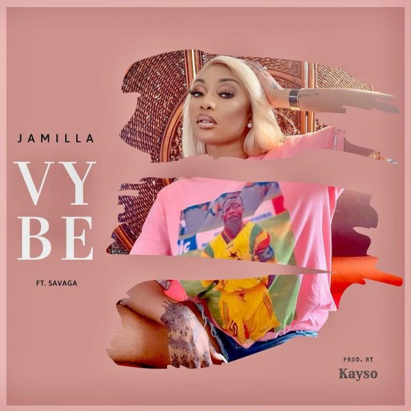 Jamilla Comes With The 'Vybe' On New Single