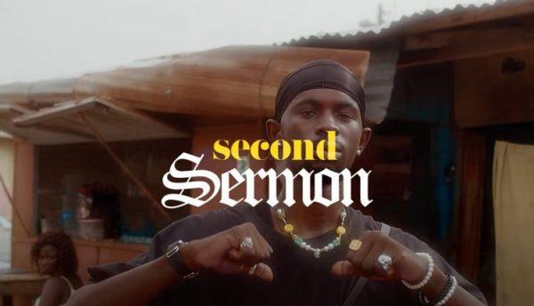 Black Sherif – Second Sermon (Official Video)