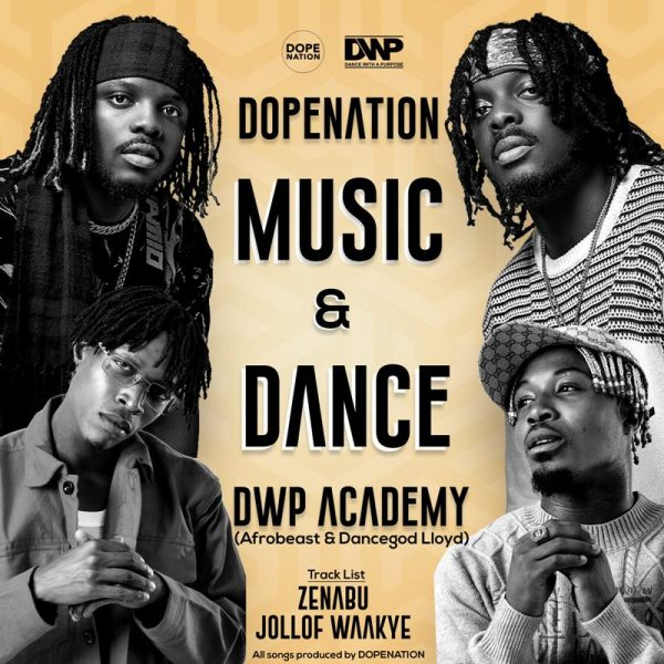 DopeNation x Dancegod Lloyd x Afrobeast - Music x Dance