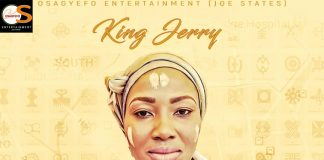 King Jerry - Ga Dangme Yei (Prod. By Martinokeys)