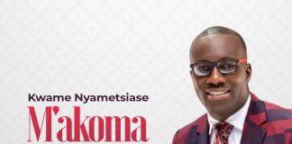Kwame Nyametsiase - M'AKOMA MU KANEA (Prod. By Big Brain)