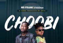 Mr Frank - Choobi (Feat Strongman) (Official Video)