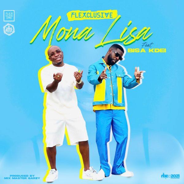 Flexclusive - Monalisa (Feat. Bisa Kdei) (Audio x Video)